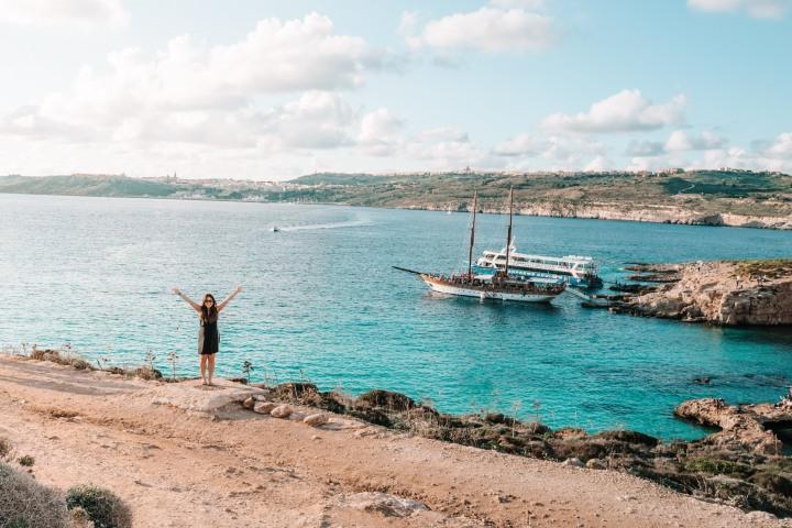 Malta Blue Lagoon Gozo