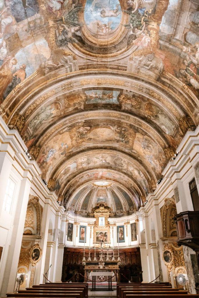 Our Ladies of Victories Chapel, Valletta, Malta
